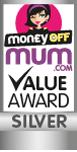 money off mum silver award