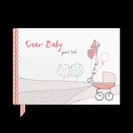 Dear Baby  (pink)