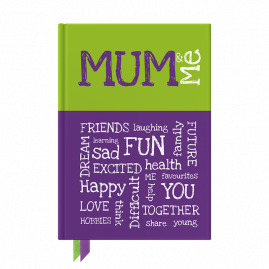Mum & Me interactive journal by from you to me