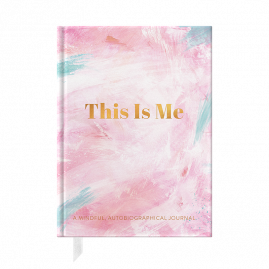 This Is Me: A Mindful, Autobiographical journal by from you to me