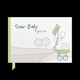 Dear Baby  (green)