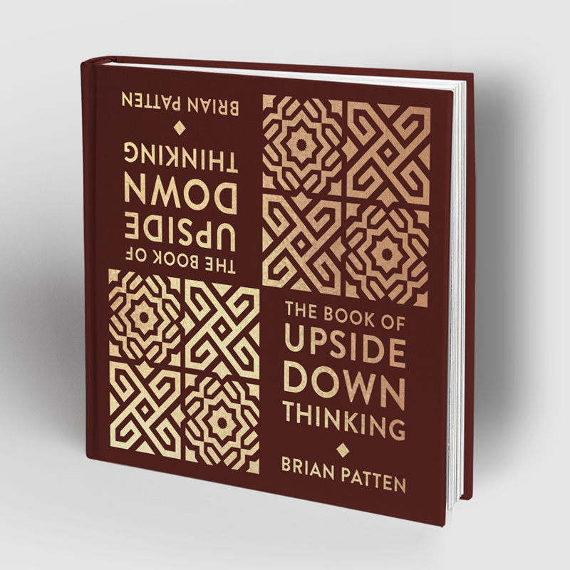 The Book Of Upside Down Thinking Cover