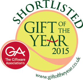 shortlisted gift of the year 2015